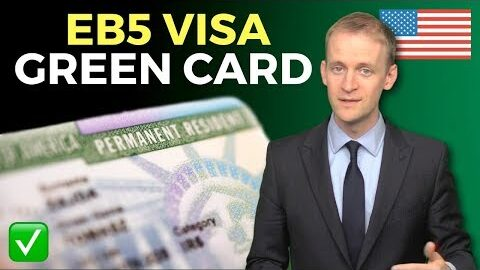 EB5 How to apply ✅ Get a greencard in 10 steps 🇺🇸