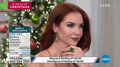 HSN | Rarities Fine Jewelry with Carol Brodie 11.07.2019 - 07 PM